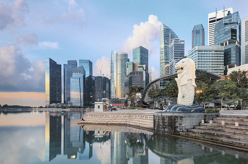 Singapore shows up the ills of Hong Kong's haphazard land planning