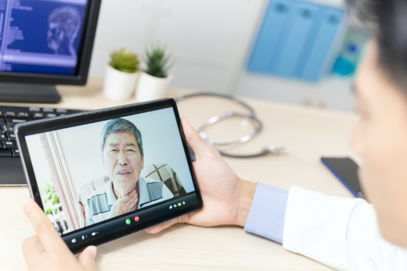 Enhanced telemedicine will be a big health boon to residents