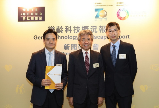 The First Landscape Study of Gerontechnology in Hong Kong