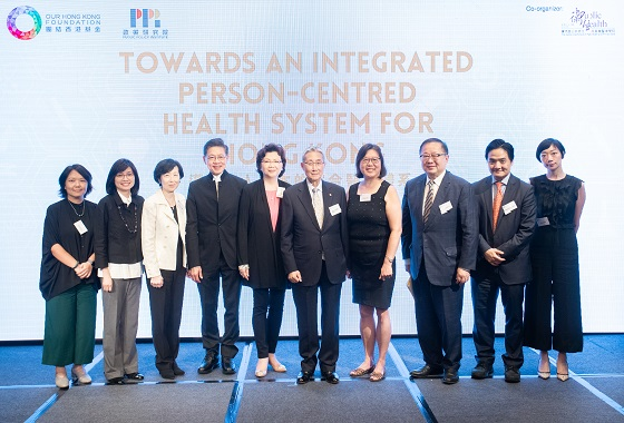 Our Hong Kong Foundation Calls for a Paradigm Shift  in Health System Orientation