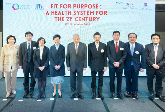 Fit for Purpose: A Health System for the 21st Century