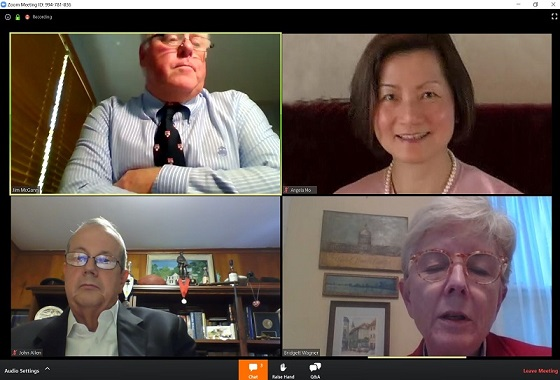 International Think Tanks Convene 'Save Lives and Livelihoods' Virtual Town Hall